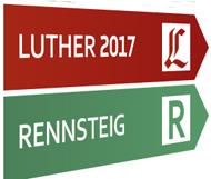 Lutherweg en Rennsteig